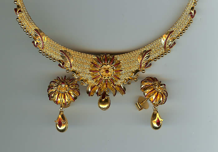 Gokul Handcrafted 22kt Gold Jewelry